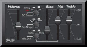 OP-Pro Studio pre-amp