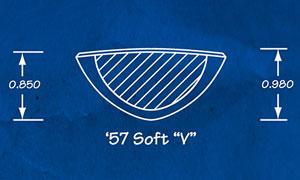57 Soft V