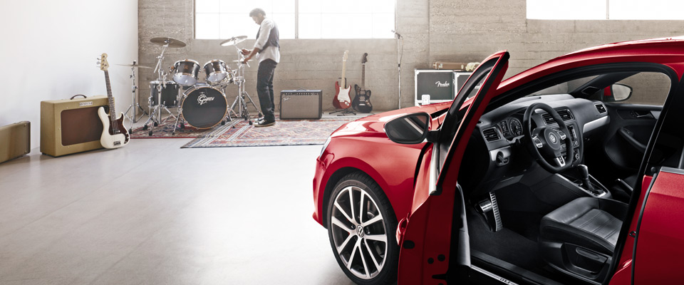 Fender Premium Audio Volkswagen Jetta
