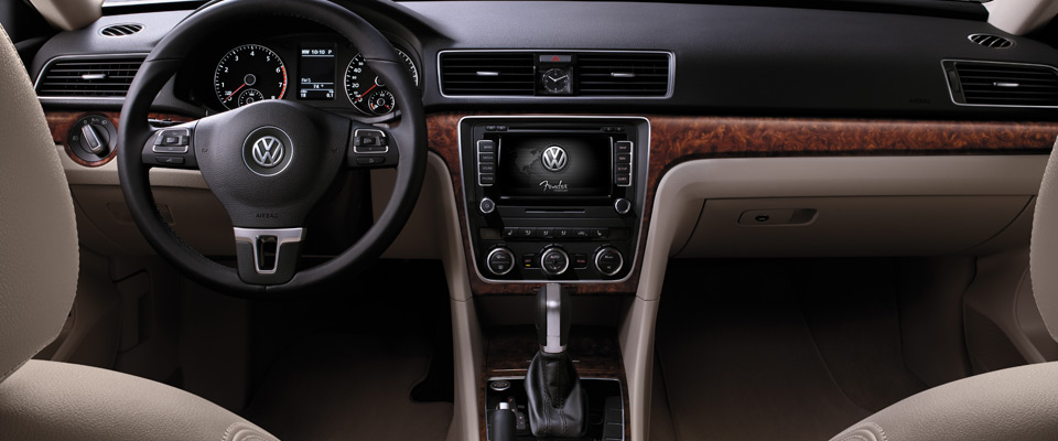 Fender Premium Audio Volkswagen Passat