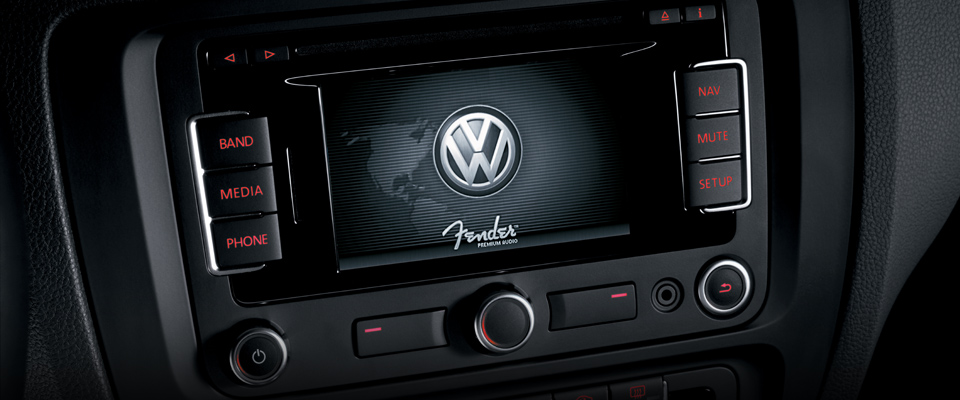 Fender Premium Audio Volkswagen