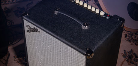 Rumble™ Amps