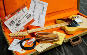 52 Telecaster Case Candy