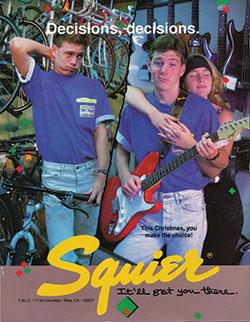 Squier 1985-95