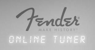 Fender Online Tunner