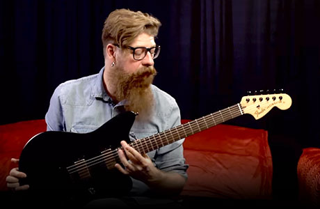 Jim Root Jazzmaster